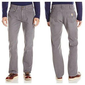 Carhartt Weathered Duck Pocket Pants Relaxed Fit